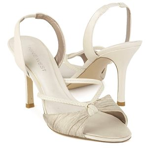 New Trends in Silver Wedding Shoes