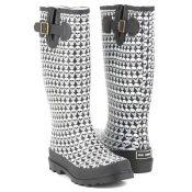 steve madden flood rain boot