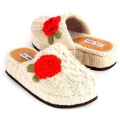 steve madden knit slippers