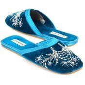 steve madden vellvet slippers
