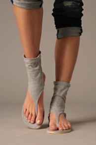 bahia jersey sandal