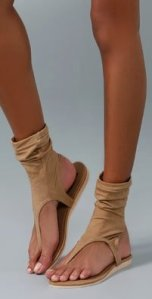 Cocobelle Bahia Sock Sandals