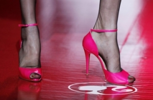 Louboutin Barbie shoes