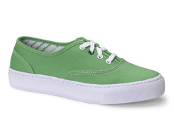 Keds Willow lace up in green