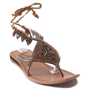 Report Chanya wrap sandals